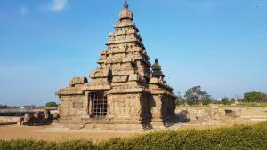 shore temple, chennai