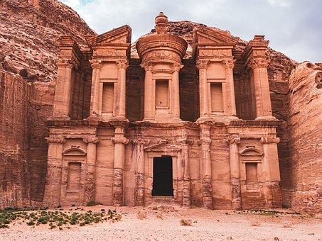 petra, jordan tourism